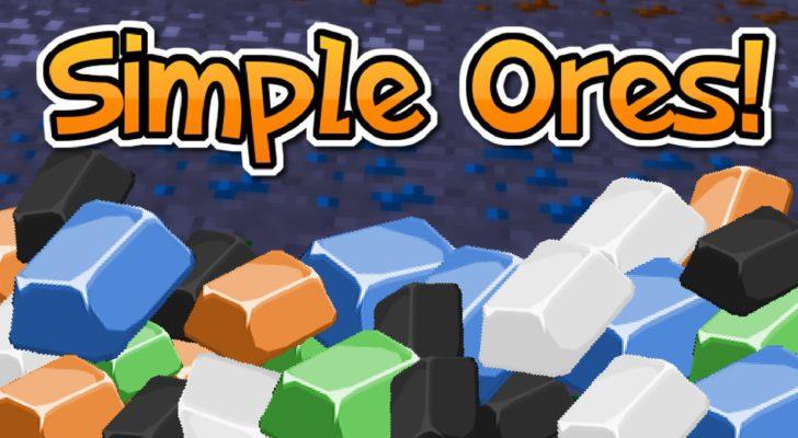 SimpleOres 2 [1.10.2] [1.9.4] [1.8.9] [1.7.10]