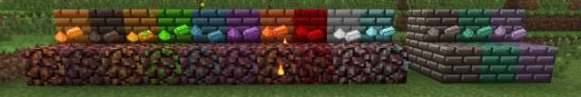 Metallurgy 4 Reforged [1.12.2] [1.7.10] (руды и металлы)