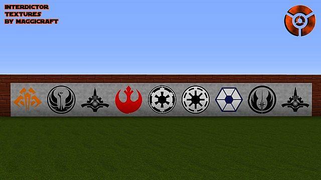 Star Wars Resource Pack 1.8/1.7.10/1.7.2 [32x,64x,128x,256x,512x]