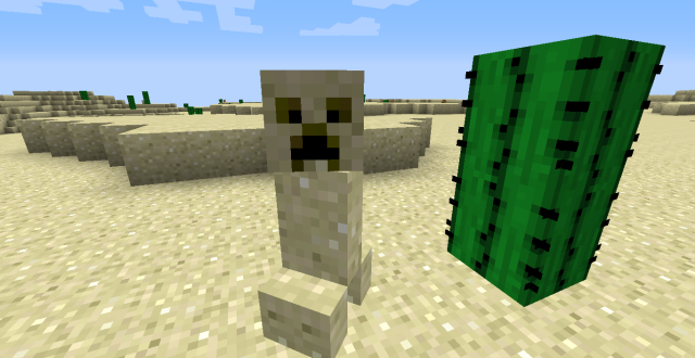 Countless Creepers Mod 1.7.2