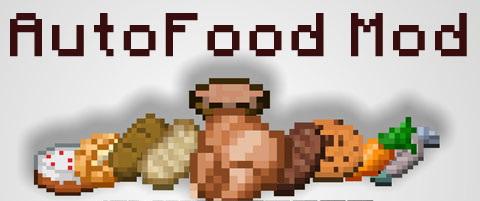 AutoFood Mod 1.7.10/1.7.2/1.6.4