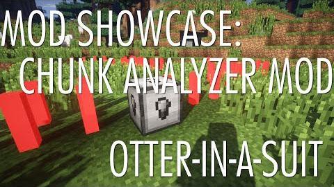 Chunk Analyzer Mod 1.7.2