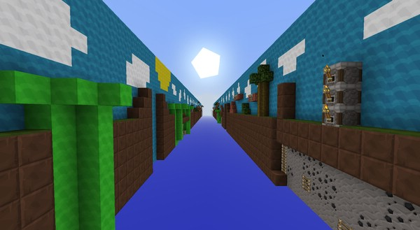 GameV Map 1.7.10/1.7.9/1.7.2