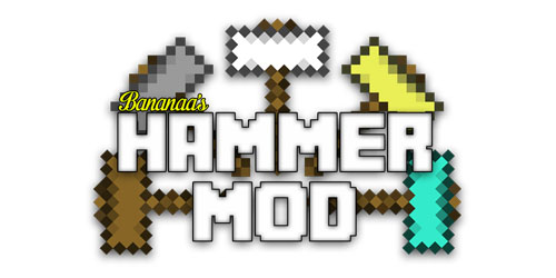 Hammer Mod 1.7.2/1.6.4