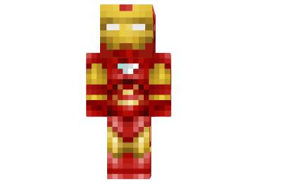 Iron Man The Best Skin