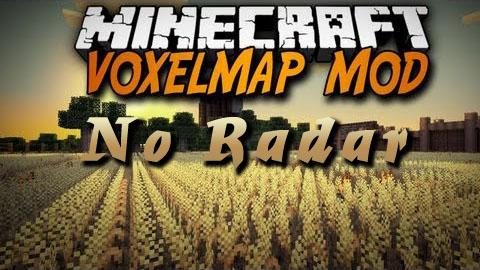 VoxelMap-No-RadarMod