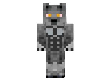 Werewolf Sixpack Skin
