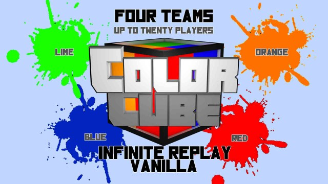 Color Cube Map 1.8