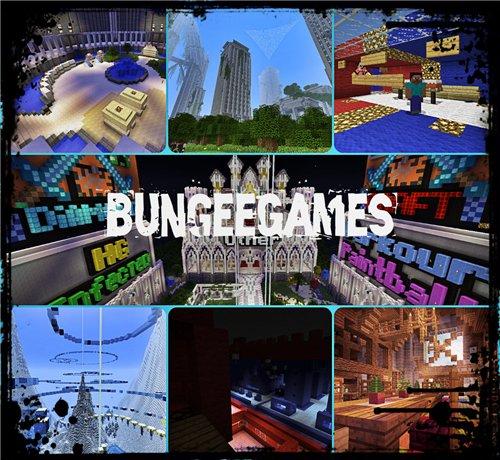 Сборка сервера Minecraft 1.7.2 с Мини-играми BungeeGames (by Spark_866)