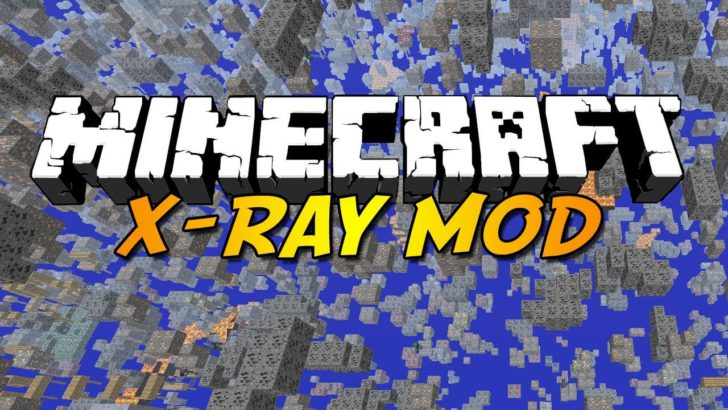 Julialy's X-Ray Mod [1.10.2] [1.9.4] [1.8.9] [1.7.10]