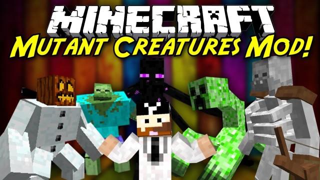 Mutant Creatures [1.7.10]