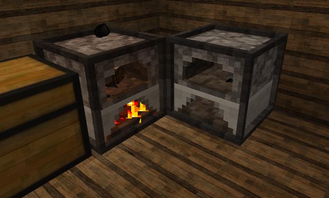 3D Furnace Mod 1.7.10/1.7.2