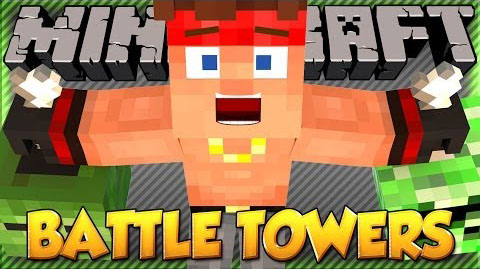 Battle Towers [1.11.2] [1.10.2] [1.8] [1.7.10]