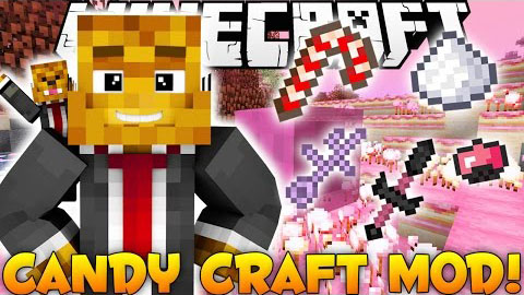 CandyCraft 1.8.9/1.7.10