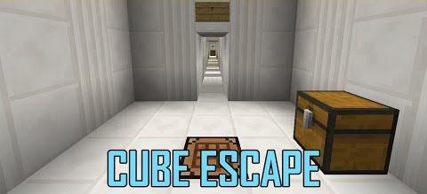Cube Escape Map 1.7.10/1.7.9/1.7.2