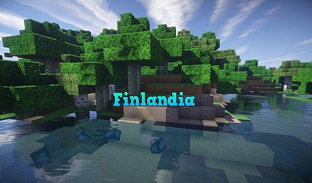 Finlandia Photo-Realism [1.11.2] [1.10.2] [1.9.4] [1.8.9] (64x)