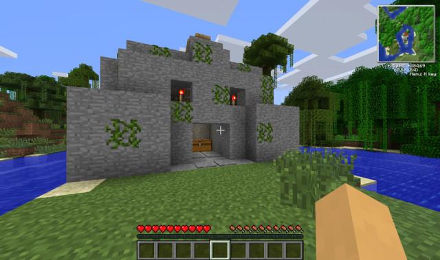 Ruins [1.14.4] [1.12.2] [1.11.2] [1.7.10] (структуры)