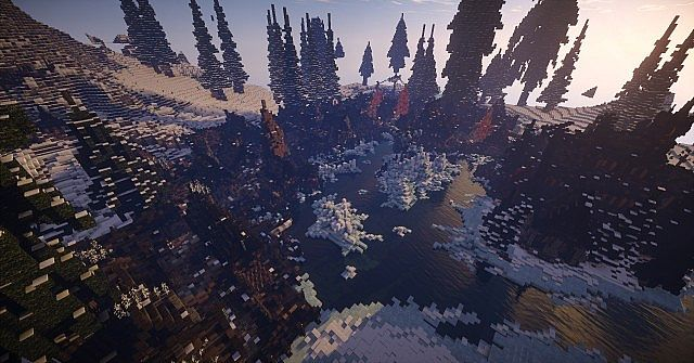 Vinterns Port Map 1.7.10/1.7.9/1.7.2