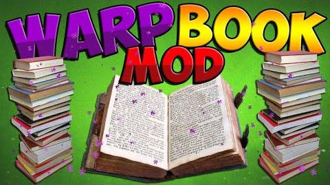 Warp-Book-Mod
