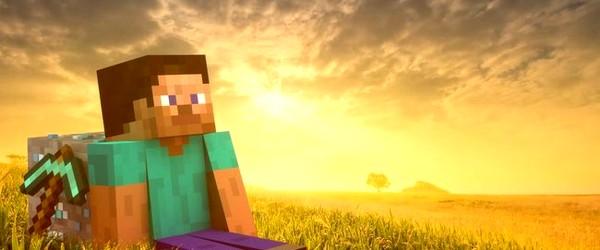 В мобильной Minecraft появятся бесконечные миры
