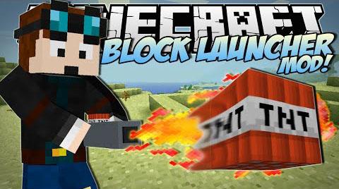 Block Launcher [1.12] [1.11.2] [1.10.2] [1.7.10]