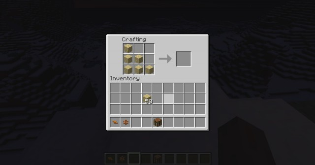 CraftingManager Mod 1.7.10/1.7.2/1.6.4