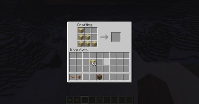CraftingManager Mod 1.7.10/1.7.2/1.6.4
