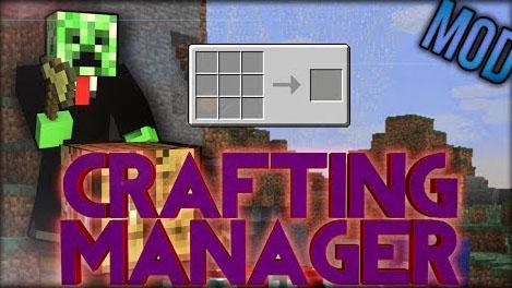 CraftingManagerMod