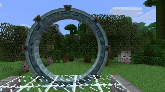 Greg's SG Craft - Звездные врата [1.12.2] [1.10.2] [1.8.9] [1.7.10]