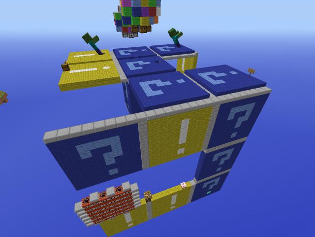 Super Mario Galaxy Map 1.7.10/1.7.9/1.7.2