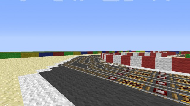 Mario Kart Map 1.7.10 by Keyk123