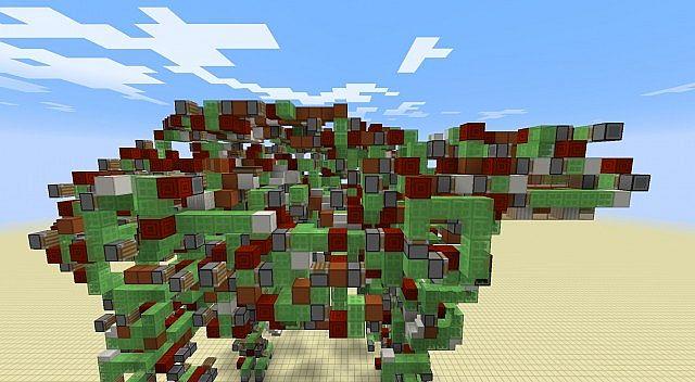 Mega Gargantua Map 1.8.9
