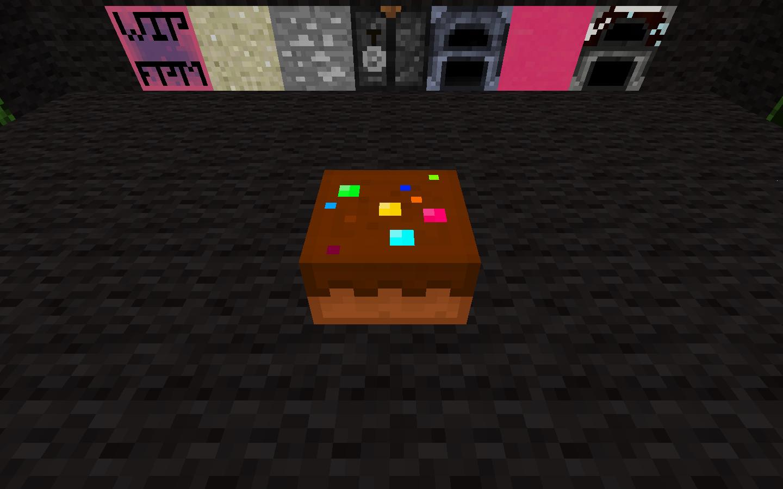 Рецепты Minecraft - Minecraft Cube