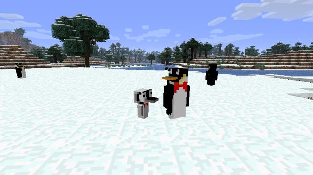 Rancraft-Penguins-Mod-1
