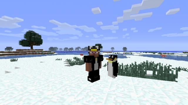 Rancraft Penguins Mod 1.7.10/1.7.2/1.6.4/1.5.2