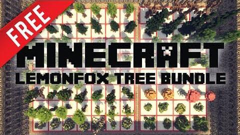 Tree Bundle Map 1.7.10/1.7.9