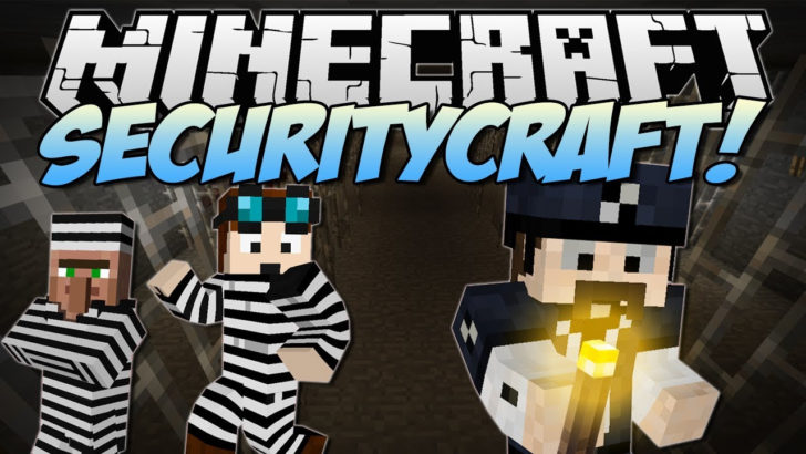 SecurityCraft [1.12.2] [1.11.2] [1.10.2] [1.7.10]