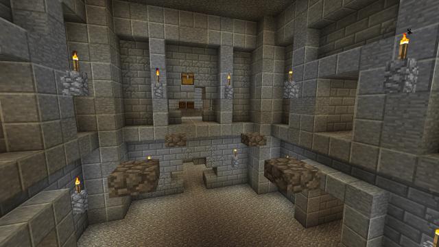 True Labyrinth Map 1.8