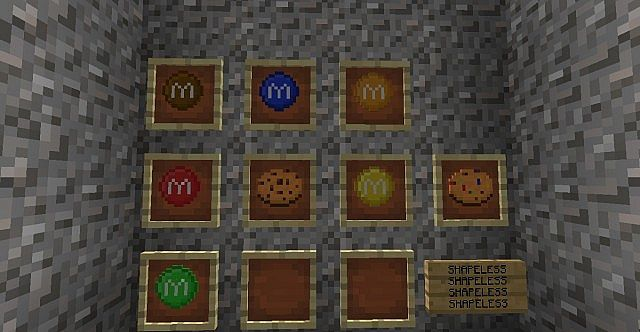 Моды на майнкрафт 1.7.10 на печеньки