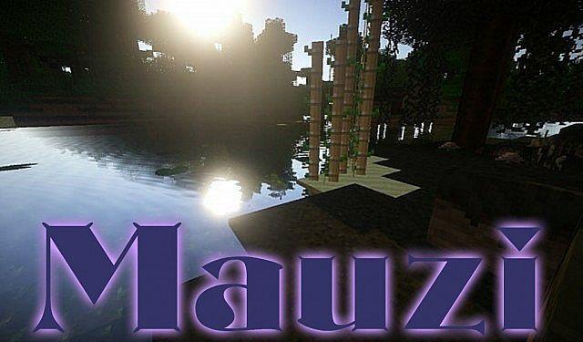 MauZi Realistic Resource Pack 1.8/1.7.10/1.7.2 [16x]