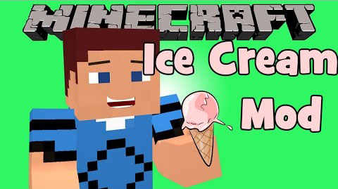 The Ice Cream Mod 1.7.2