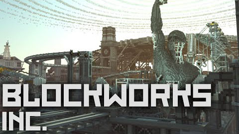 BlockWorks Inc. Map