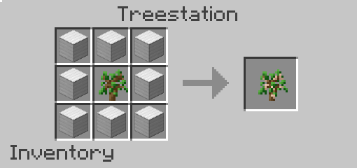 TreeOres [1.11.2] [1.10.2] [1.9.4] [1.7.10]