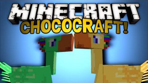 ChocoCraft [1.12.2] [1.8] [1.7.10]