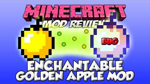 Enchantable-Golden-ApplesMod