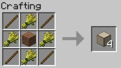 Haycraft Mod 1.7.10/1.7.2/1.6.4/1.5.2