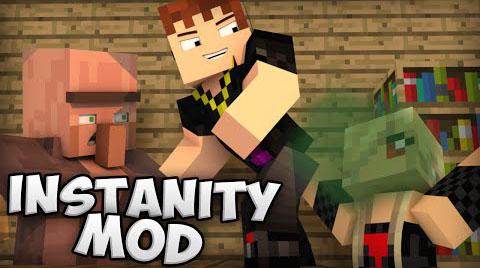 Insanity Mod 1.7.2