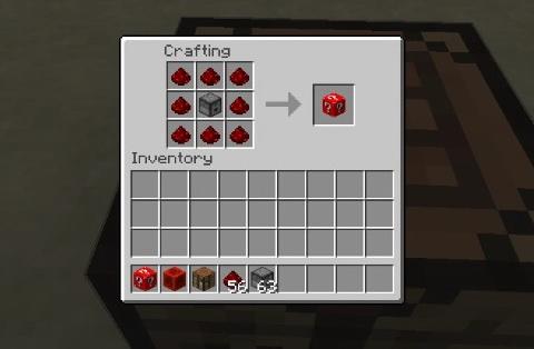 Lucky Block Red Mod 1.7.10/1.7.2