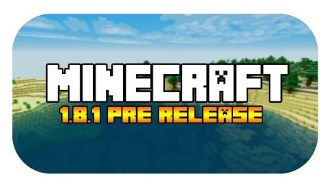 Minecraft 1.8.1 Pre-release 3
