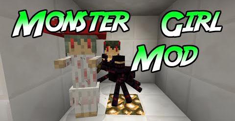 Monster Girl Mod 1.7.10/1.7.2